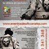 Cartel Eventos Airsoft Canarias