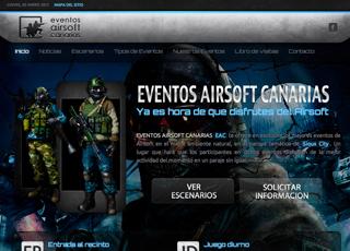 Eventos Airsoft Canarias