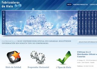 Fabricadoras de hielo