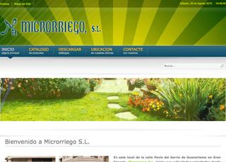 Microrriego S.L.